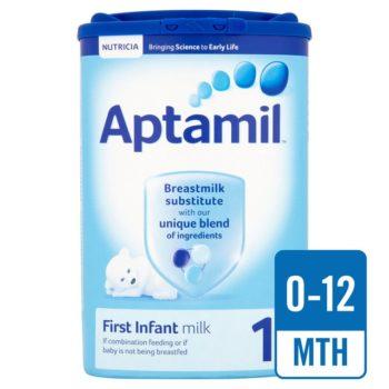 Aptamil Formula Milks – Starter Pack