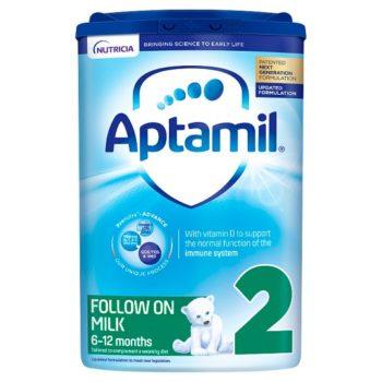 Aptamil 2 Follow On Milk Powder 800g