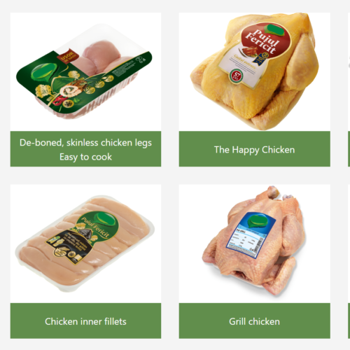 Chicken Products